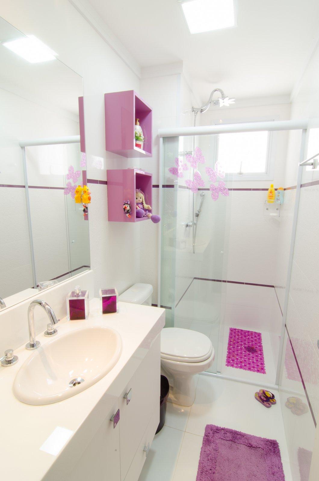Banheiros de Menina para Sonhar!  Gisele Fernandes Blog -> Sonhar Banheiro Feminino